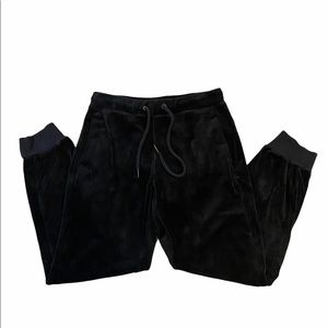 EUC Sanctuary Velvet Comfy Sweatpants Size XS